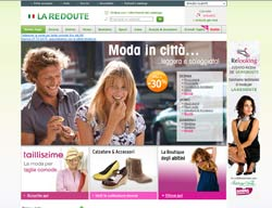 codici sconto per negozio La Redoute